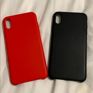 iPhone XS Max Case Set